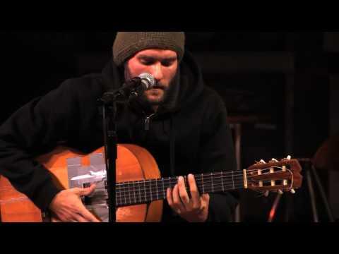 Regan Perry performs at Te Papa