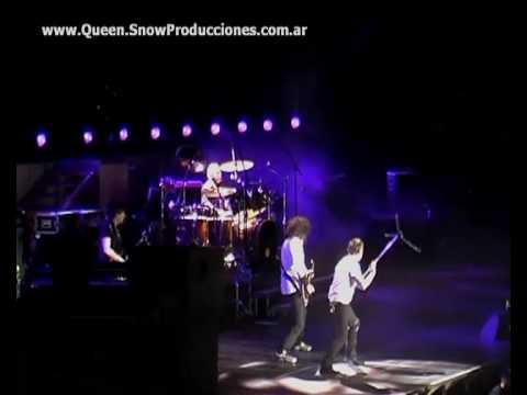 Resultado de imagen de Queen + Paul Rodgers - Live in Santiago, Chile [Full Concert, 19-11-2008]