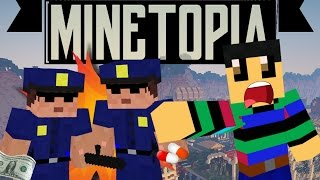 Minetopia - #128 - HOE CORRUPT IS DE POLITIE?! - Minecraft Reallife Server
