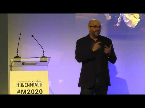 M2020 Asia Pacific 2016 - Innovation is NOT for adults