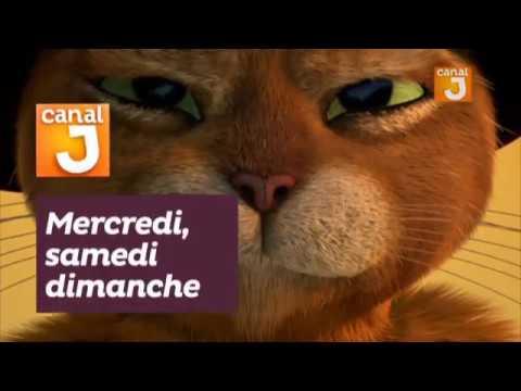 A la rentrée - Le Chat Potté débarque sur Canal J !