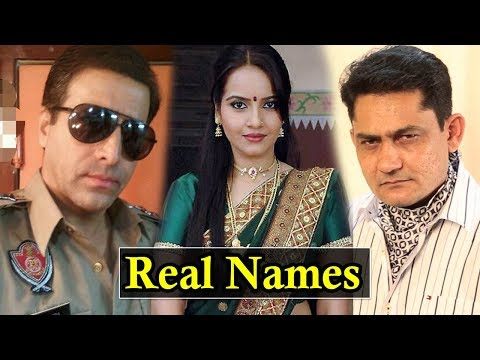 Thumbnail: Crime Patrol Cast With Real Names ! 2017
