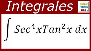 INTEGRALES TRIGONOMÉTRICAS - Ejercicio 2