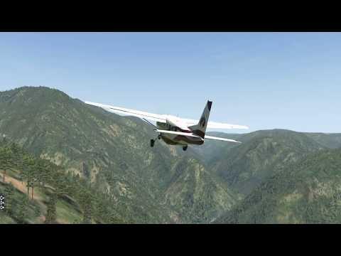 Susi Air Idedua Airstrip Papua