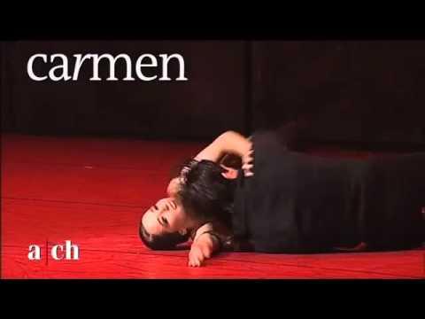 Спектакль «Хореографический спектакль 'Кармен'» в театре имени Евгения Вахтангова
