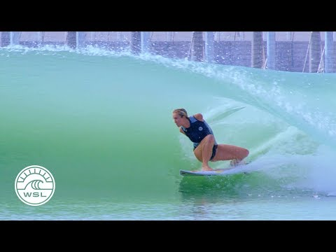 Bethany Hamilton Rides Kelly Slater's Perfect Wave
