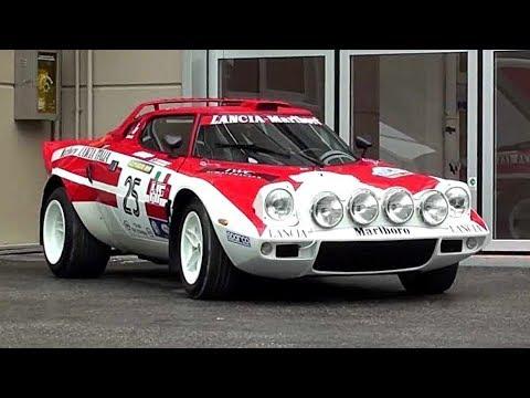 1973 - 1975 Lancia Stratos HF story - terza puntata - YouTube