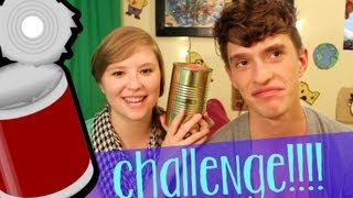 Tin Can Challenge! (feat. Blake Rhiner)