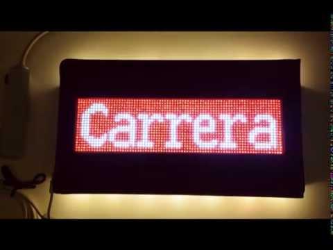 DIY The built LED shield itself (Carrera) part 1