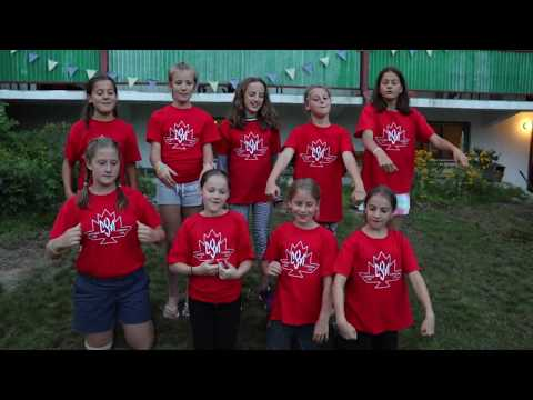 CYM Montreal Summer Camp 2017 @ oselia Verkhovyna