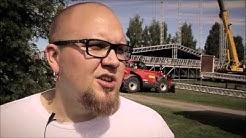 Jurassic Rock 2013 -- Holmstedt vs Kivelä