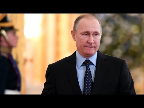 President-Elect Donald Trump Calls Vladimir Putin 'Very Smart'