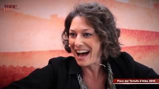 Alba Truffle Fair 2013 - Talk - Barbara Mugnai