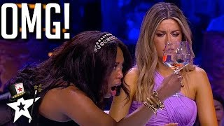 Judges Are In SHOCK When They See Shocking Magic Trick! | Magicians Got Talent