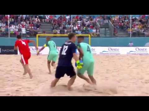 ad604e5e04 SN futebol de praia  Portugal 7-6 Suíça (prolongamento) - YouTube