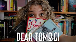 Dear Tom&Gi | The One When I Read Lots Of Books Thumbnail