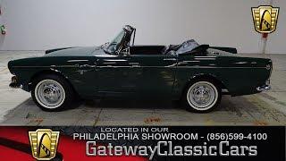 1966 Sunbeam Tiger MK1A, Gateway Classic Cars Philadelphia - #109