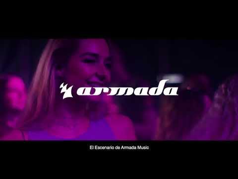 Armada Music Stage - Dreamfields México 2018