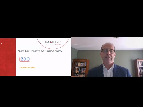 The Not-for-Profit of Tomorrow | BDO Canada