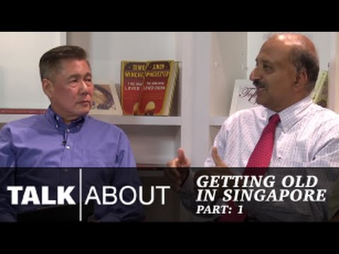 Growing Old in Singapore (Part 1) : Introduction