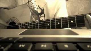 Thu Không Em (Guitar cover) - Rocketeer Fly