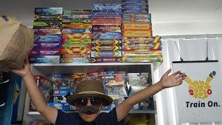 CARLS COLLECTIBLES GRAND RE-OPENING!! BEST TOYS AND GAME AND CARD SHOP IN THE WORLD! SEE WHATS NEW!!