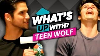 """Teen Wolf"" Romance Spoilers, Rapping & Penis Jokes - What"