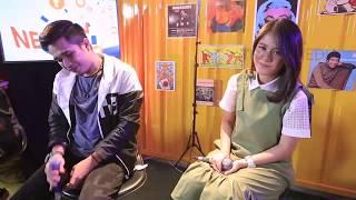 NETIJEN - Melow Banget Liat Azmi Nyanyi Bareng Ashira Zamiti (9/11/18) Part 3