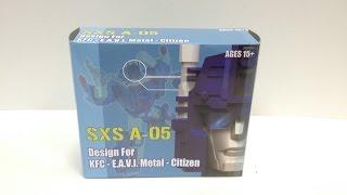 SXS A-05 - CITIZEN STACK Head Upgrade
