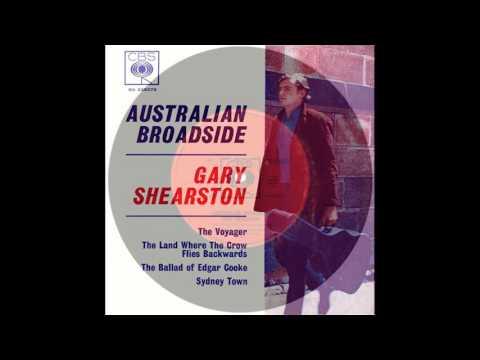 Gary Shearston - Where The Crow Flies Backwards (1965)