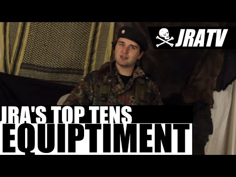 Our Top 10 Equipment Countdown