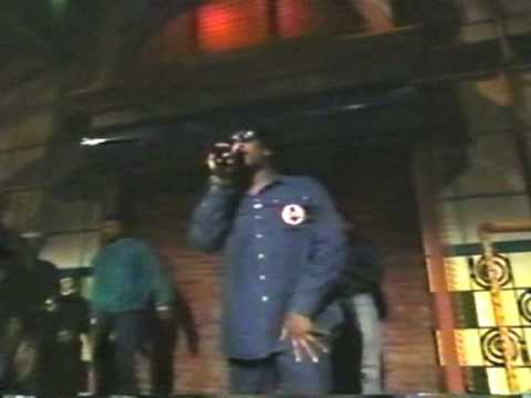 Krs-One performs The Bridge Is Over 1990