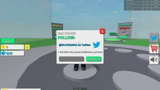 Roblox #1 -Destruction Simulator-X2 XP ve 4 level code!