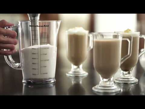 Kitchenaid Architect Series Hand Blender the kitchenaid® 5-speed architect series hand blender - youtube