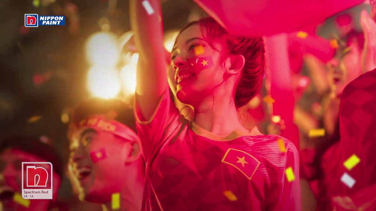 TVC Sơn Nippon – Việt Nam Tươi Đẹp