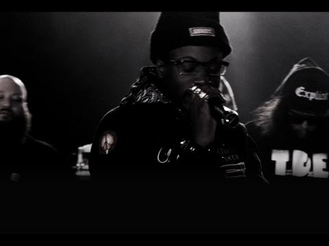XXL Freshmen 2013 Cypher - Part 1 - Ab-Soul, Action, Joey Bada$$ & Trav$ Scott