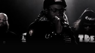 XXL Freshmen 2013 Cypher - Part 1 - Ab-Soul, Action, Joey Bada$$ & Trav$ Scott
