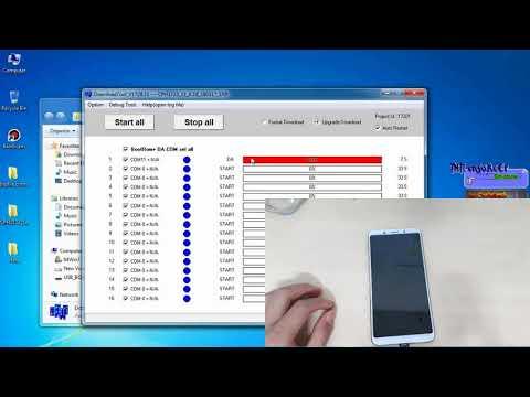 How to remove lock screen, demo retail, unbrick OPPO A83 (CPH1729