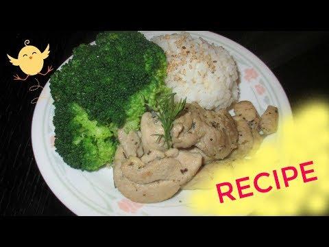 Easy Italian Chicken | Healthy eating | Diet for GERD
