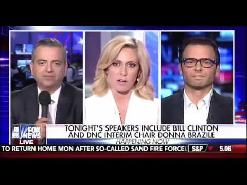 Ian Prior on Fox News' Happening Now 7-26-2016