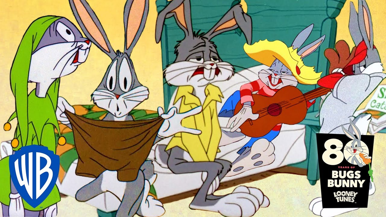 Looney Tuesdays 80 Shorts For Bugs Bunny S 80th Looney Tunes Wb Kids Youtube