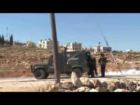 Nabi Saleh 8.8.2014