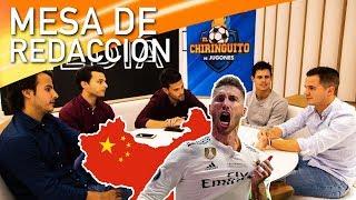 ⚪ MdR | SERGIO RAMOS pide IRSE GRATIS  del REAL MADRID