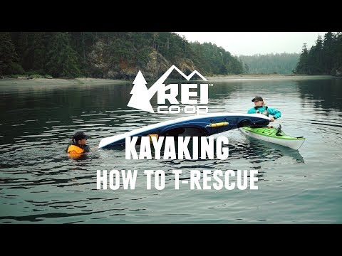 Kayaking | How to T-Rescue || REI