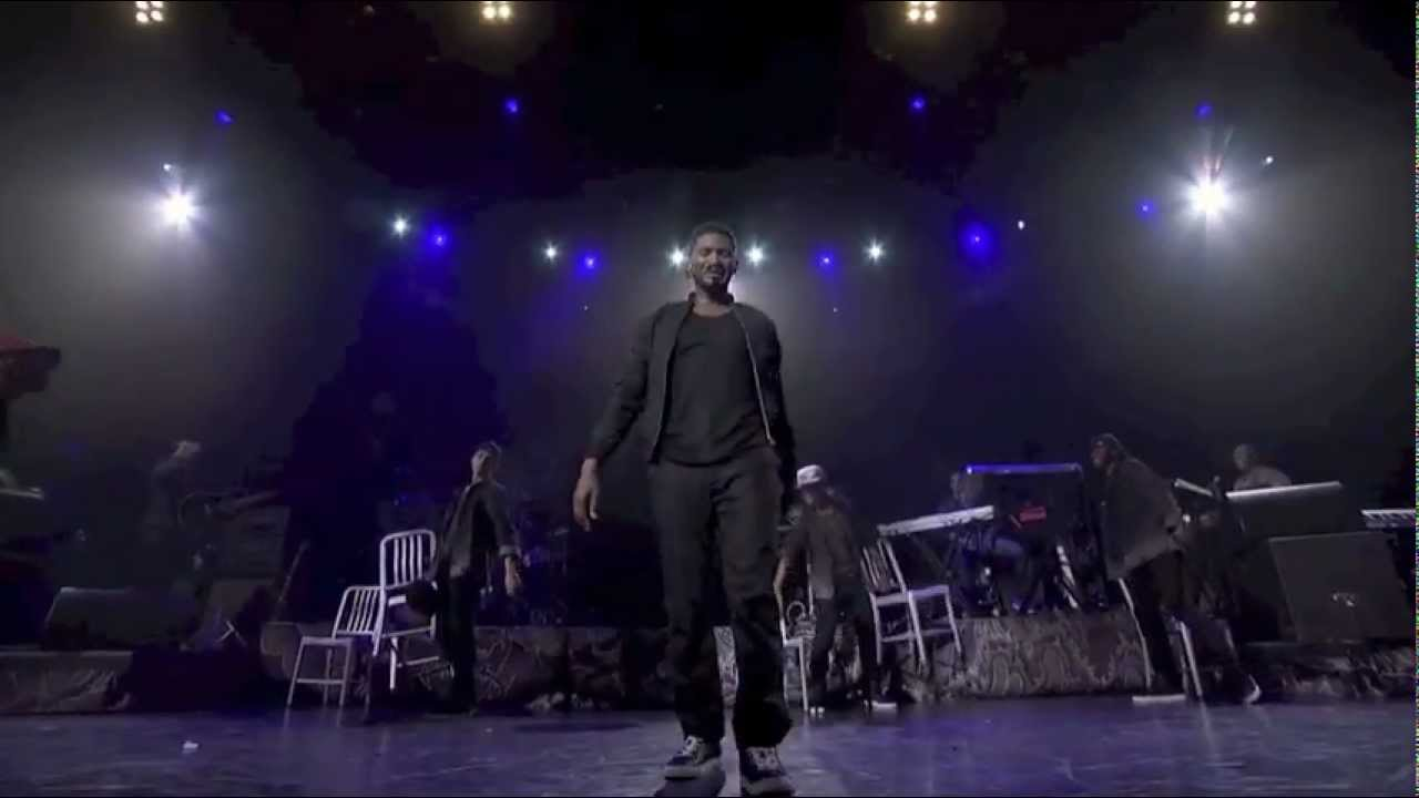 Download Usher - U Make Me Wanna (Live at iTunes Festival 2012)