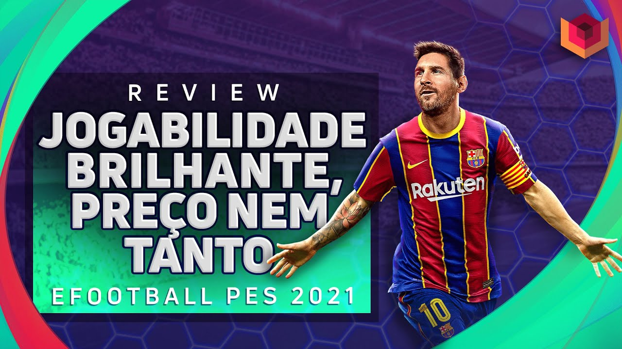 eFootball PES 2021 - ANÁLISE / REVIEW - VOXEL