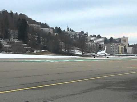 KingAir 300 au décollage