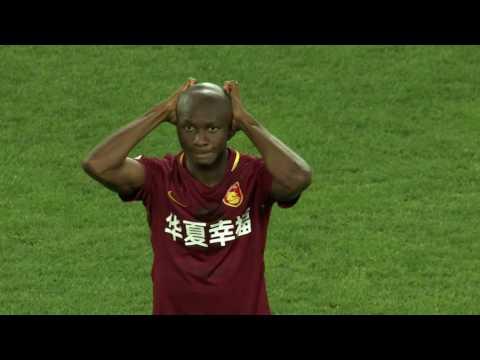 Guizhou Zhicheng vs Hebei CFFC - CSL 2017 round 18