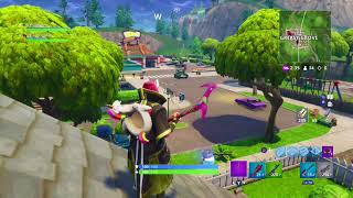 getting stream sniped in Fortnite Battle Royal! gets heated!