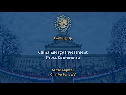 China Energy Investment Press Conference